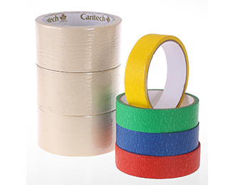 Coloured Masking Tapes