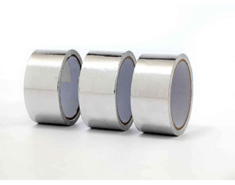 Self Wound Aluminum Foil Tapes
