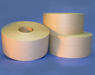 water activated paper tapes self adhesive paper tapes and